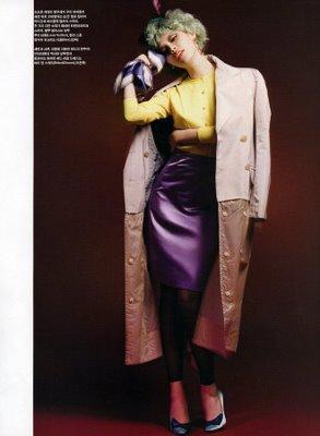 Vogue Korea (april 2008). Изображение № 1.