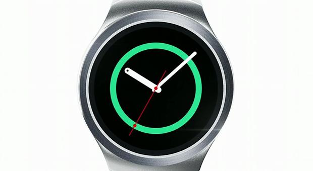 Samsung показала круглые часы Gear S2. Изображение № 2.