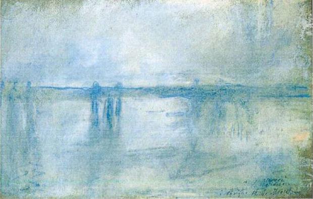 Клод Моне «Мост Чаринг-Кросс». Изображение № 2.