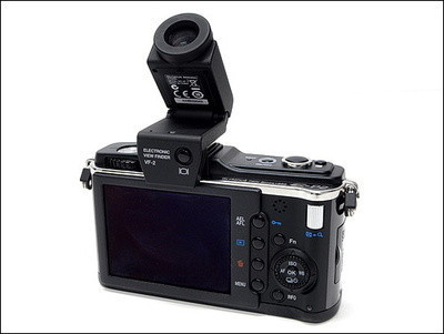 Камера вретро стиле отOlympus. Изображение № 3.