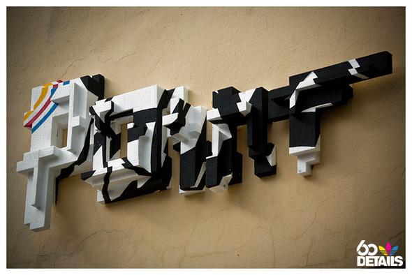 3D sculpture artist: OnePoint (result). Изображение № 4.