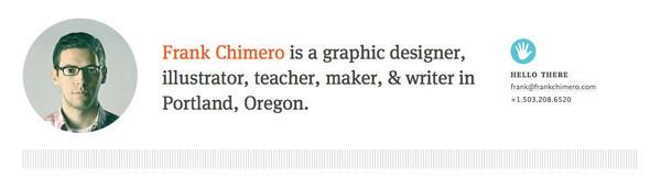 Каким должен быть сайт дизайнера. Изображение № 1.