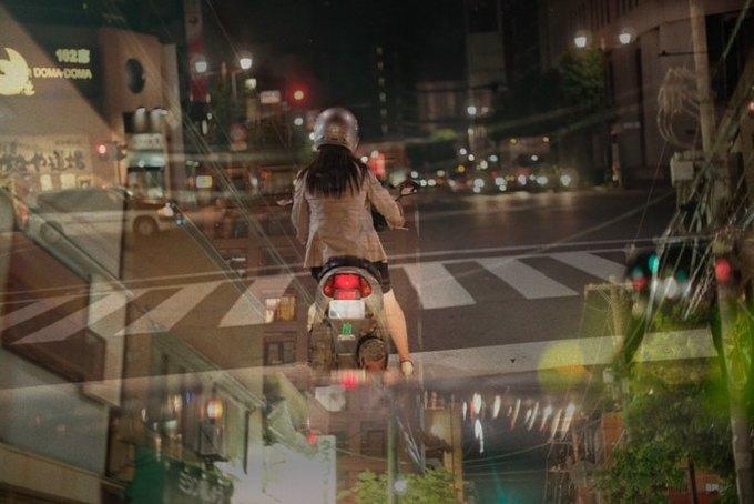 Таксист-фотограф снимает ночной город. Изображение № 6.