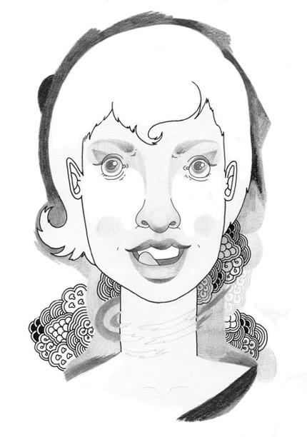 Kristina Collantes. Изображение № 17.