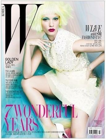 Обложки: Vogue, W и Pop. Изображение № 6.