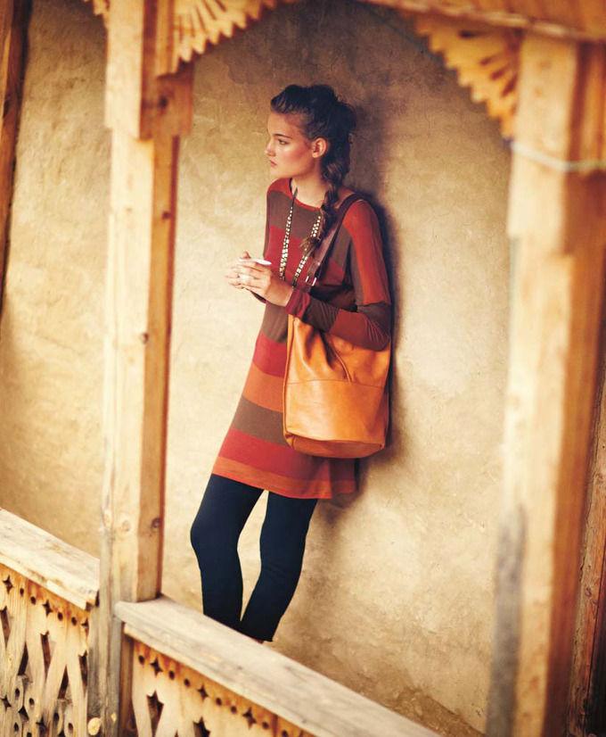 Вышли новые лукбуки Zara, Nasty Gal, Anna October и других марок. Изображение № 79.