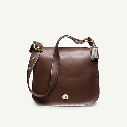 Лукбук: сумки Coach Classics. Изображение № 9.
