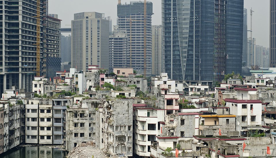 Галерея: где живут самые упрямые люди Китая. Изображение №11.