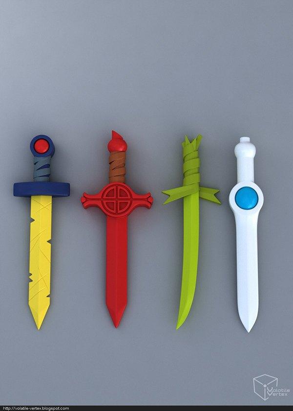 Концепт: персонажи Adventure Time в LEGO. Изображение № 5.