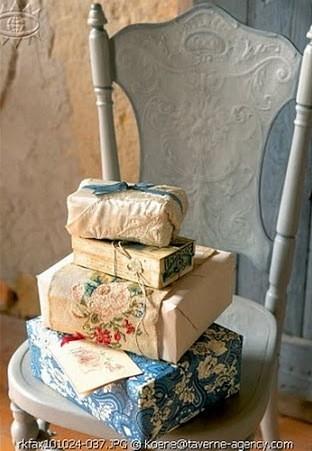 55 идей для упаковки новогодних подарков. Изображение № 112.