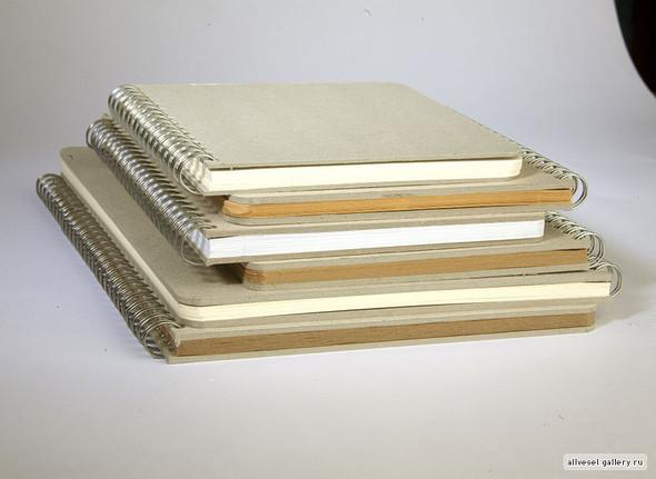 Foliobooks - блокнот для творчества. Изображение № 4.