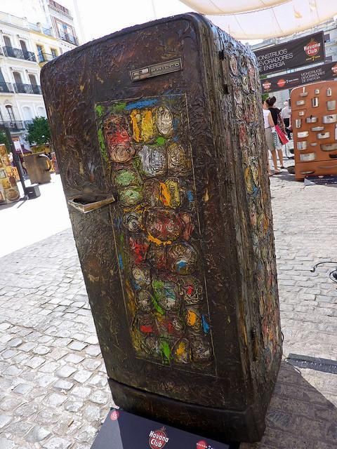 Изображение 52. 50 холодильников, которые можно назвать арт-объектами.. Изображение № 52.