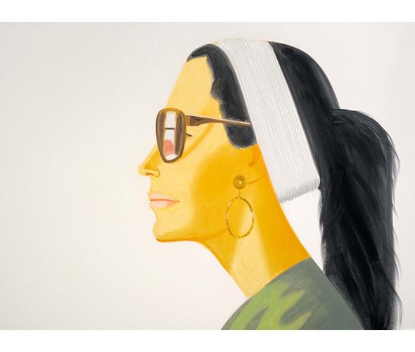 Изображение 9. Черты лица: 10 портретистов.. Изображение № 3.