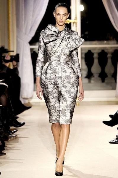 Haute Couture в Париже, ss 2012: день 1. Изображение № 3.