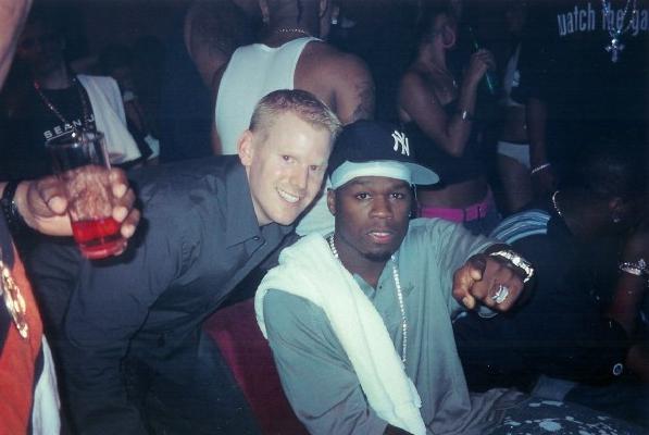 Цукерберг думал, что 50 Cent — сотрудник «Фейсбука». Изображение № 1.