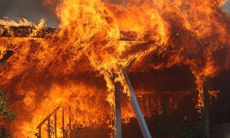 Пожары вКалифорнии. Изображение № 8.