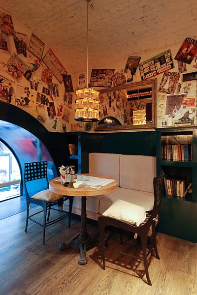 Ресторан сети «Керосинка» на Кузнецком мосту. Изображение № 5.