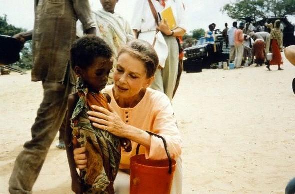 Одри Хепбёрн: «Не думала, что с лицом как у меня, я окажусь в кино».. Изображение № 5.