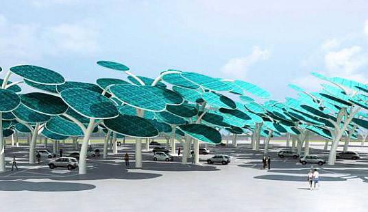 Урбанистические леса насолнечных батареях. Изображение № 2.