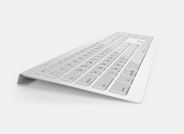 Динамическая клавиатура с чернилами. Изображение № 4.