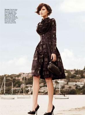 Vogue Australia September 2010. Изображение № 9.