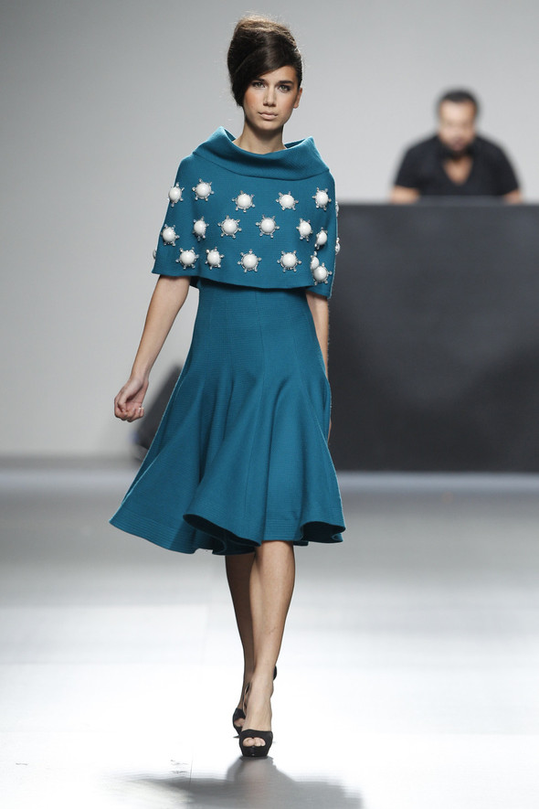 Madrid Fashion Week A/W 2012: Juana Martin. Изображение № 7.
