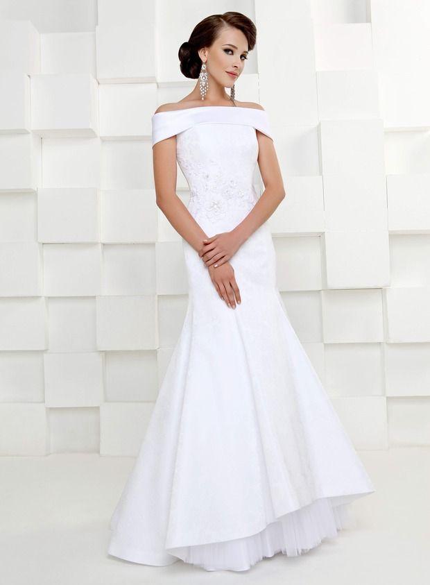 Свадебная Коллекция  от дизайнера Татьяна Каплун-Kookla 2013 ( Simple White ). Изображение №10.