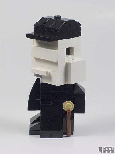 Изображение 12. Lego-герои CubeDude .. Изображение № 12.