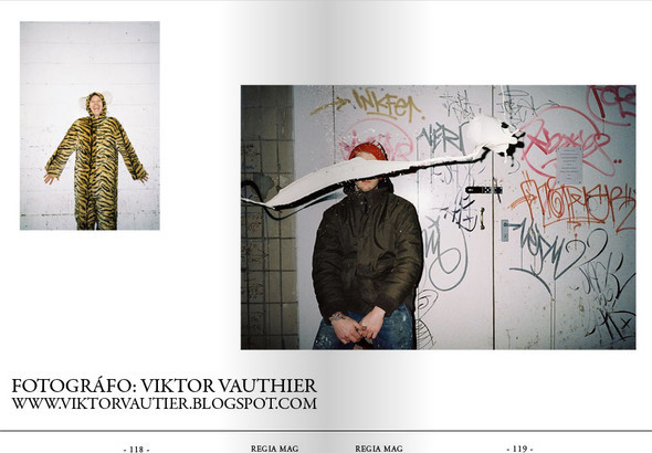 Regia Magazine. Изображение № 5.
