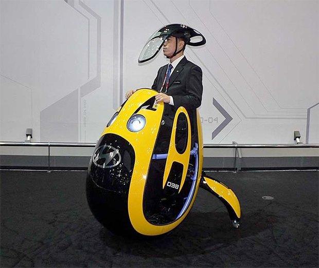 Корабль-парус, машина-яйцо и другие футуристические концепты. Изображение №18.