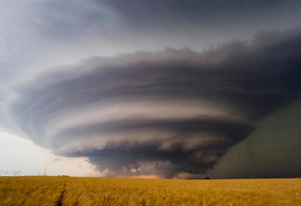 Джим Рид: Фотограф экстремальных погодных явлений. Изображение № 8.