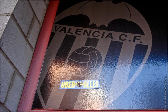 Стрит-арт и граффити Валенсии, Испания. Изображение № 61.