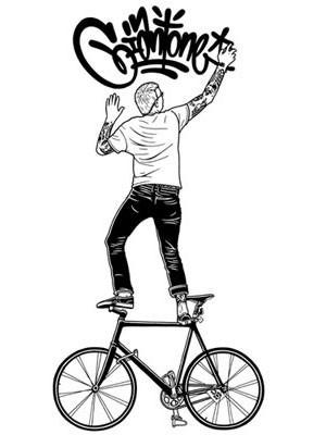К доске: 10 художников-скейтбордистов. Изображение №53.