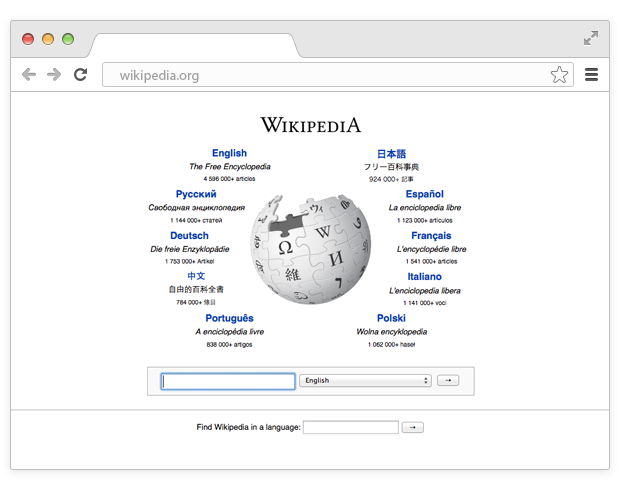 «Википедия» ≠ истина: Почему я против монополии на знания. Изображение № 1.
