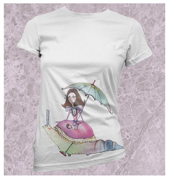 Изображение 24. Принтовые футболки.. Изображение № 24.