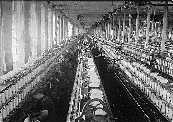 Эксплуатации детского труда в Америке (1910 год).И эмигранты США. Изображение № 14.