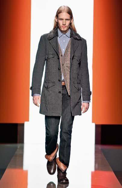 Новости ЦУМа: Коллекция мужской одежды Boss Orange осень-зима 2012-13. Изображение № 16.