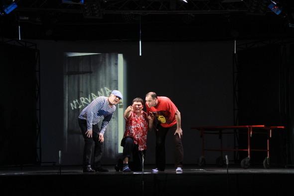 Театральное диво прошлой недели: Сны Василисы Егоровны Подеревянского. Изображение № 12.