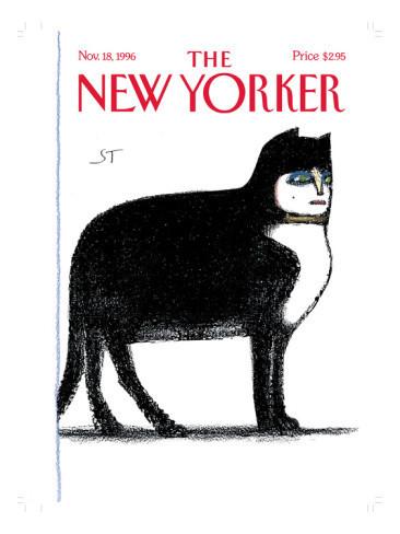 10 иллюстраторов журнала New Yorker. Изображение №48.