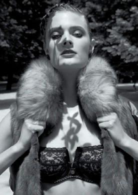 Съёмка: Констанс Яблонски для Numero. Изображение № 9.