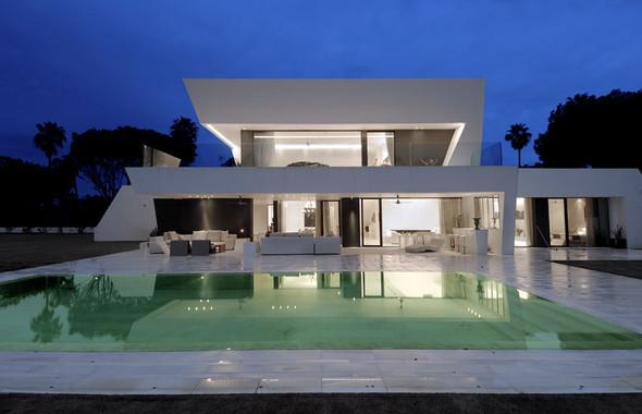 Дом Sotogrande от студии A-cero Architects. Изображение № 2.