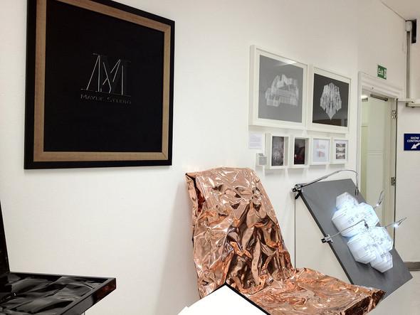 Роскошный стол для дизайн-гурманов. Изображение № 23.