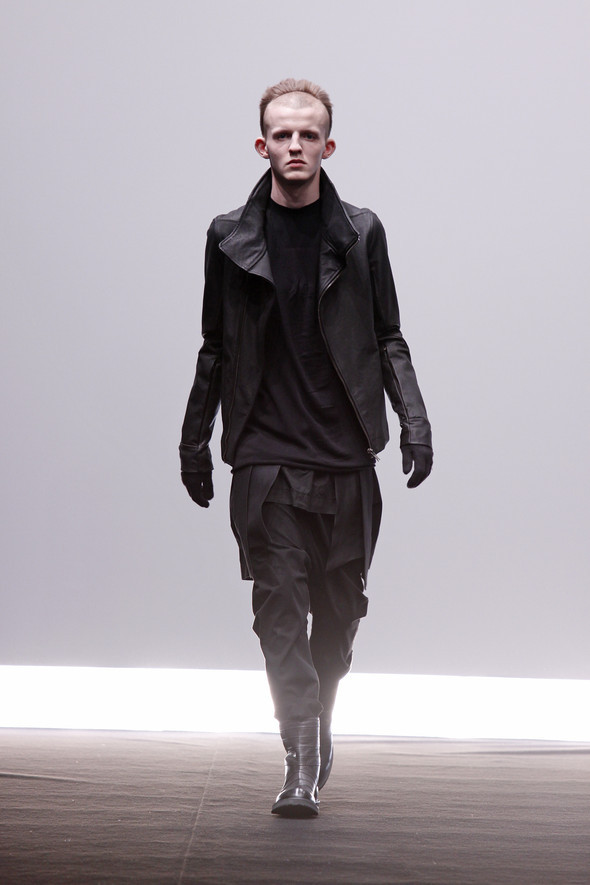 Rick Owens Fall Winter 2009 2010. Изображение № 9.