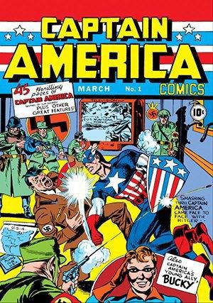 10 лучших комиксов про Капитана Америку. Изображение № 2.