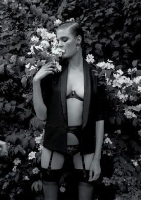Съёмка: Констанс Яблонски для Numero. Изображение № 4.