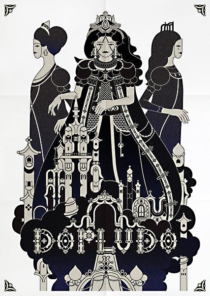 Работы дизайнеров Dopludo Collective. . Изображение № 60.