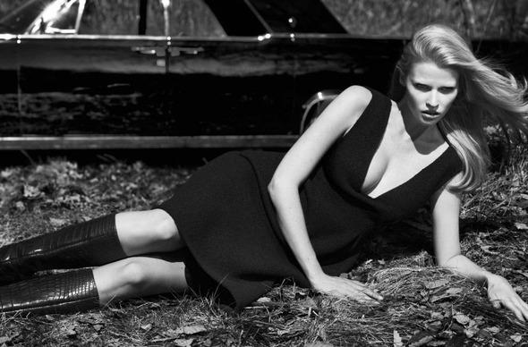 Кампании: Chanel, Calvin Klein и другие. Изображение № 23.