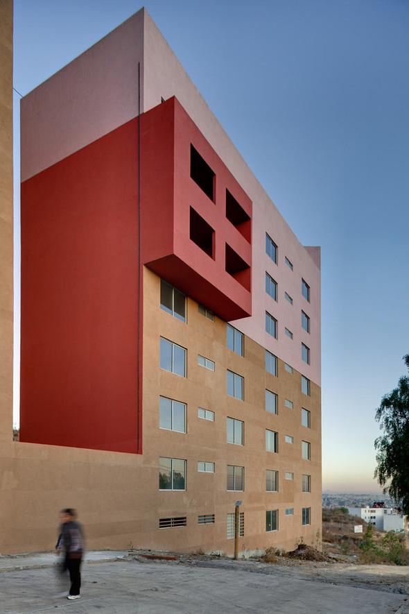Социальное жилье в Мексике. Изображение № 5.