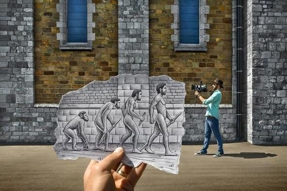 Бен Хайне – творец реальности.. Изображение № 1.