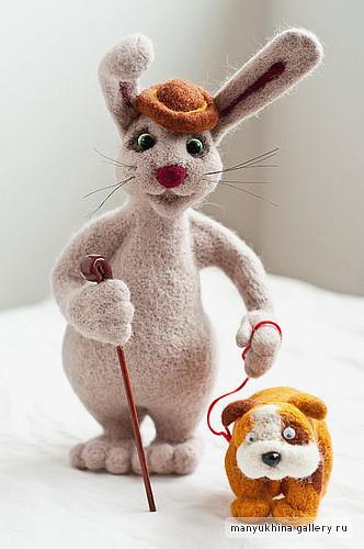 Заяц-призывник и компания. Изображение № 3.